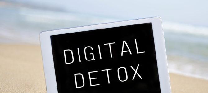 Bodily and Digital-Detox in Ramadan