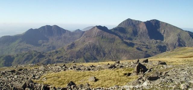 Reflections of Mount Snowdon trek