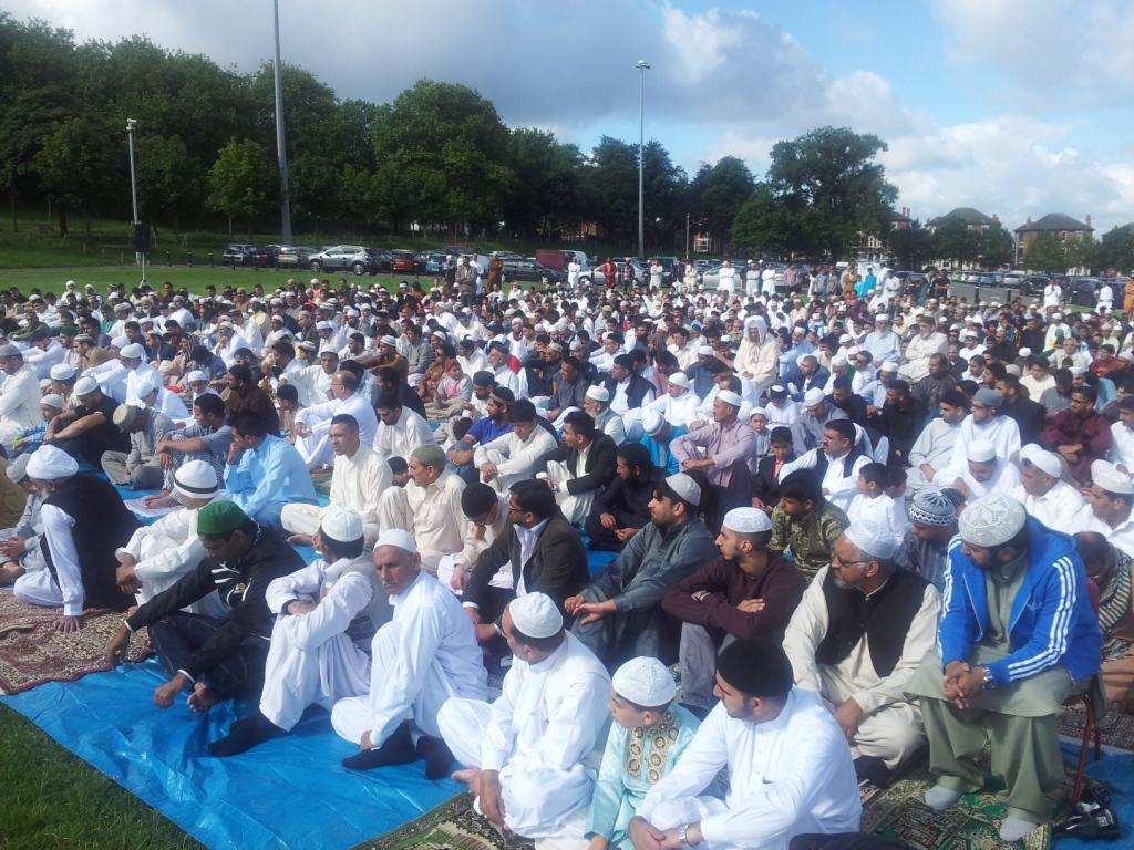 eid Nottingham