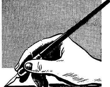 As a Muslim I believe the pen is mightier