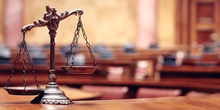 Justice at last …