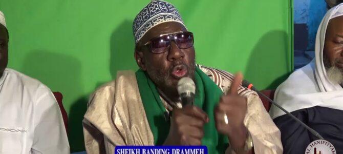 A tribute to Shaikh Ahmad Drammeh