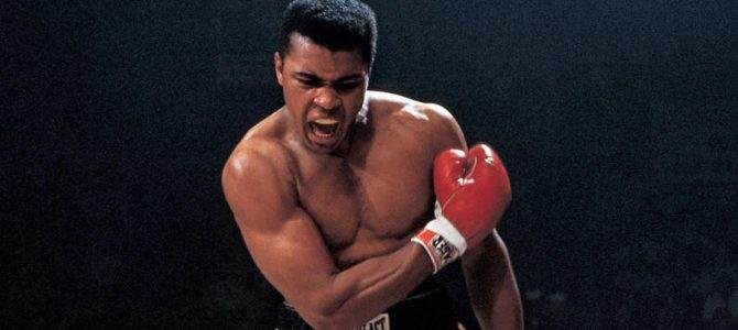 Muhammad Ali – The boxing legend