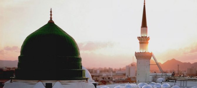Love of the Prophet ﷺ is the heart of Islam