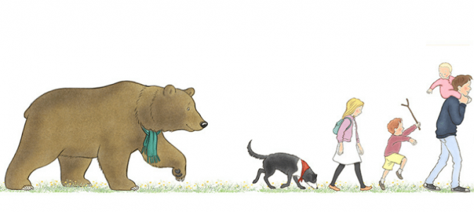 'We're Going on a Bear Hunt' A metaphor for the journey of life