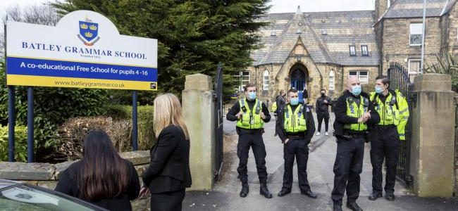 How to build trust: The case of Batley Grammar School and the Muslim community