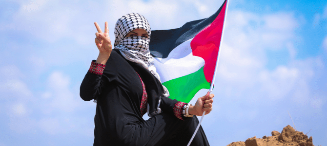 Why we must stand with the Palestinians